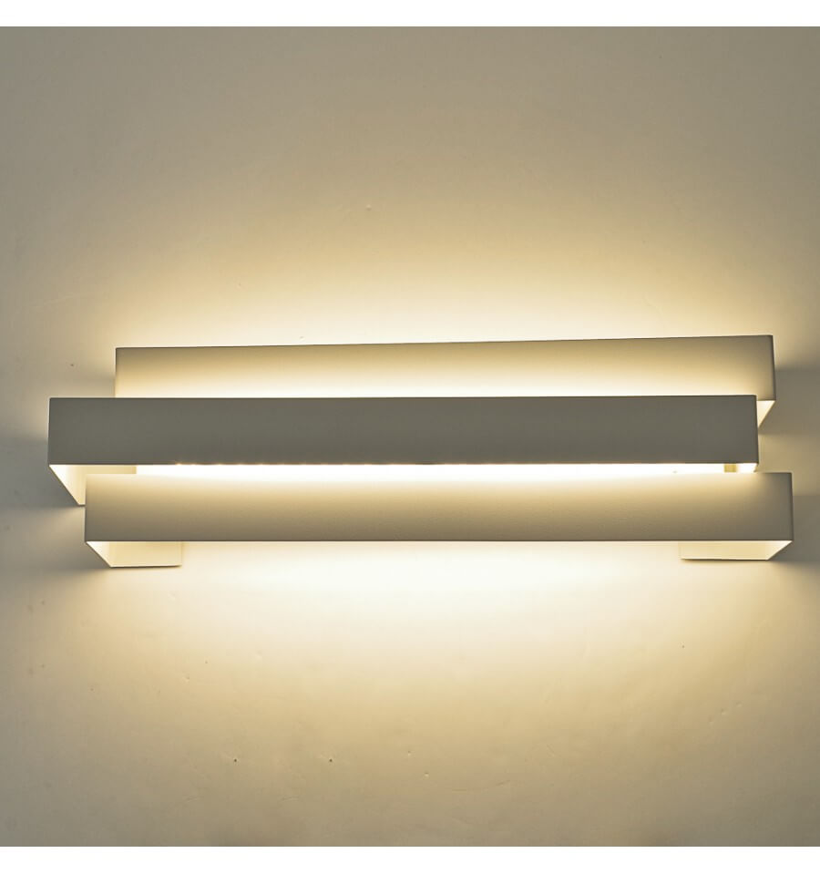 Aplique led de dise o moderno scala - Aplique pared diseno ...