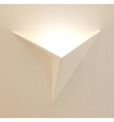 Aplique - LED ultra- London - Blanco