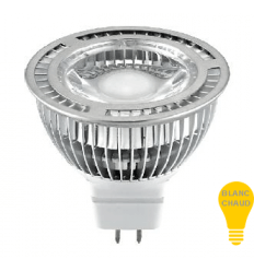 Bombilla LED 5W MR16 3000K 30000H