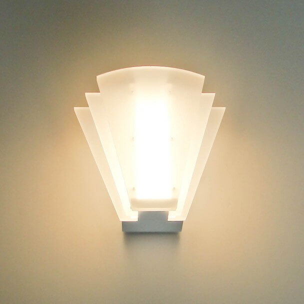 Aplique - LED blanco Piany 8x1W