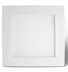 LED 12W Cuadrado Panel de Luz - Syme