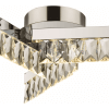 Aplique Lujoso de cristal y LED - Million